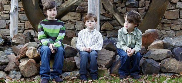 three boys friends