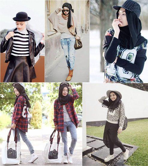 Bagaimanapun Hijab tetap bisa tampil maksimal
