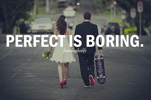 Menjadi sempurna tidak hanya soal angka