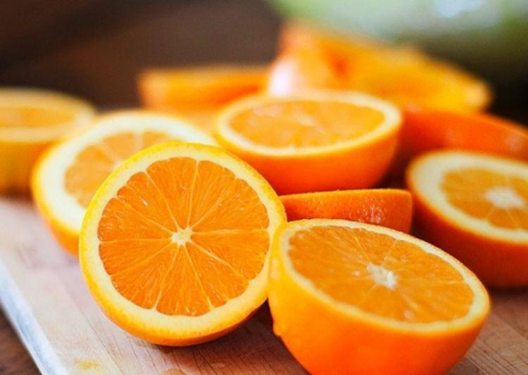 buah jeruk pas jadi pilihanmu
