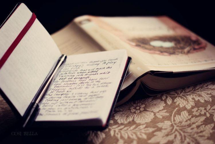 menulislah...