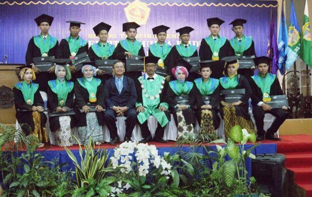 Wisuda Fakultas Pertanian