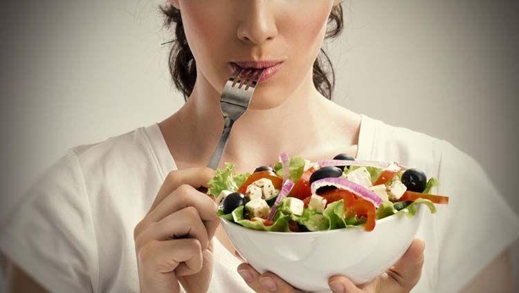Makanan yang sehat akan jadi awal yang baik untuk jiwa yang sehat.