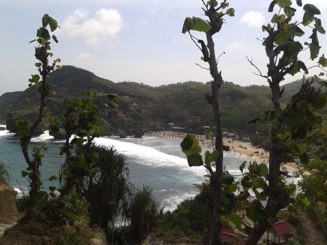Seperti Pantai yang Membuat Pengunjung Menjadi Lebih Baik
