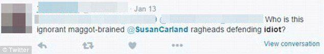 Bully yang diterima Susan