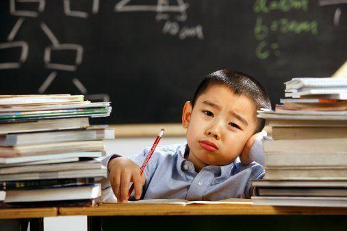 Nilai jelek adalah cambuk untuk lebih giat belajar.