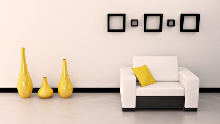 sweety yellow design