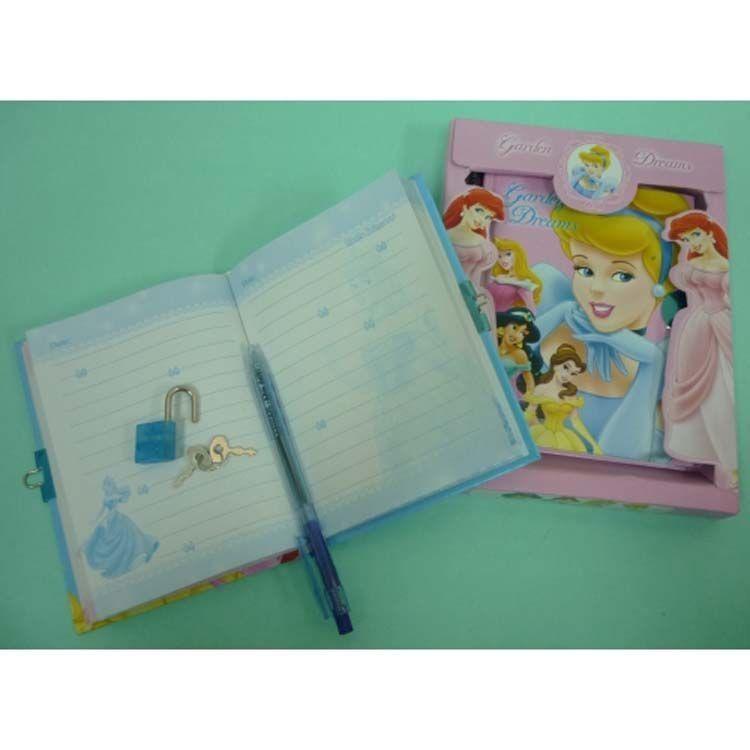Diary bergembok bentuk privacy zaman dulu.