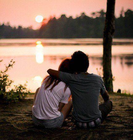 Love Couple Photo