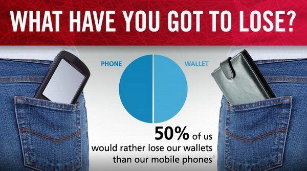 Dompet vs hape. Penting mana?