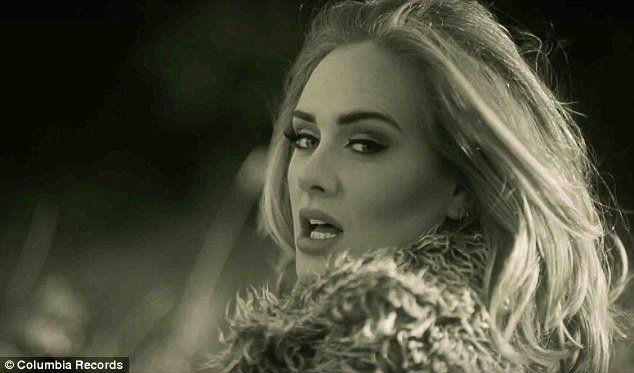 Adele Contouring