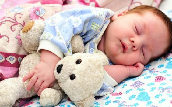 Tidurnya nyenyak banget....