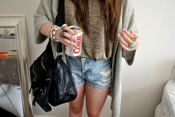 Diet soda nggak membantu