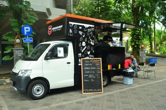 Festival Food Truck Pertama di Malang
