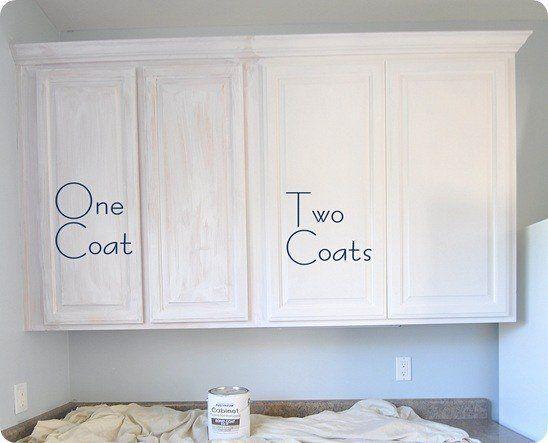Double coat painting untuk hasil yang lebih segar!