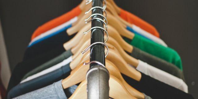 clothes, hanger