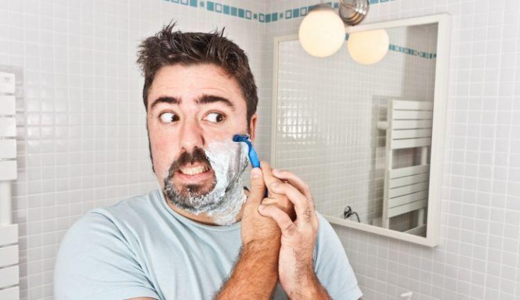Kapan terakhir kamu mencukur?