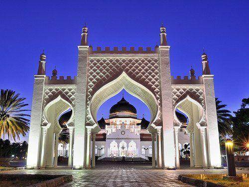 masjid raya baiturrahman menyimpan banyak sejarah