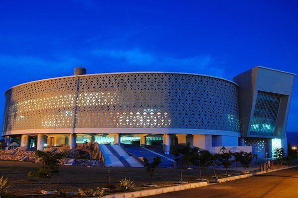 museum tsunami tidak hanya indah tetapi juga terdapat banyak ilmu di dalamnya