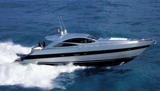 Yacht Mewah