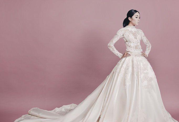 8 Gaya Kebaya Pernikahan Simpel Nan Chic Yang Bikin Kamu