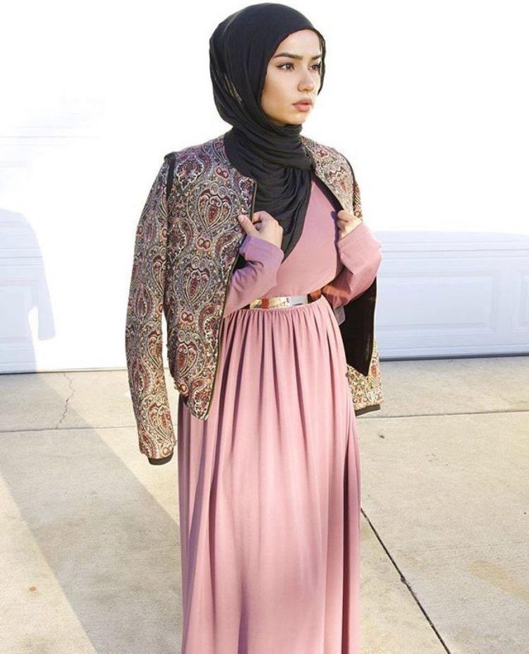 Long dress yang nyaman