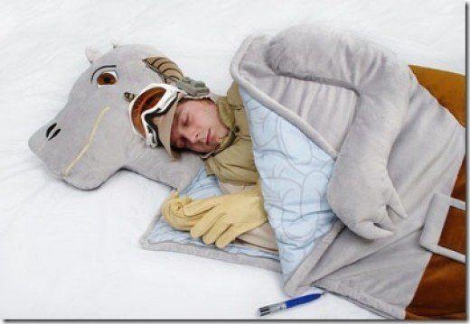 Tidur ganteng berasa di kasur