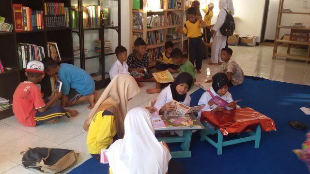 Belajar dan berbagi pengetahuan bersama