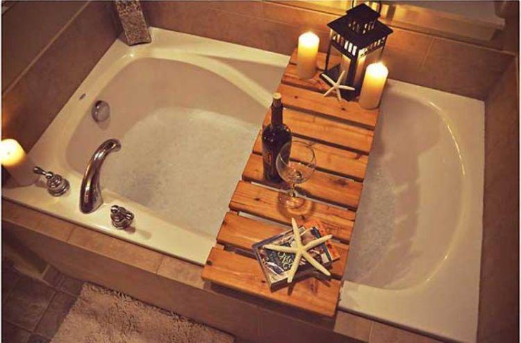 diy kamar mandi spa