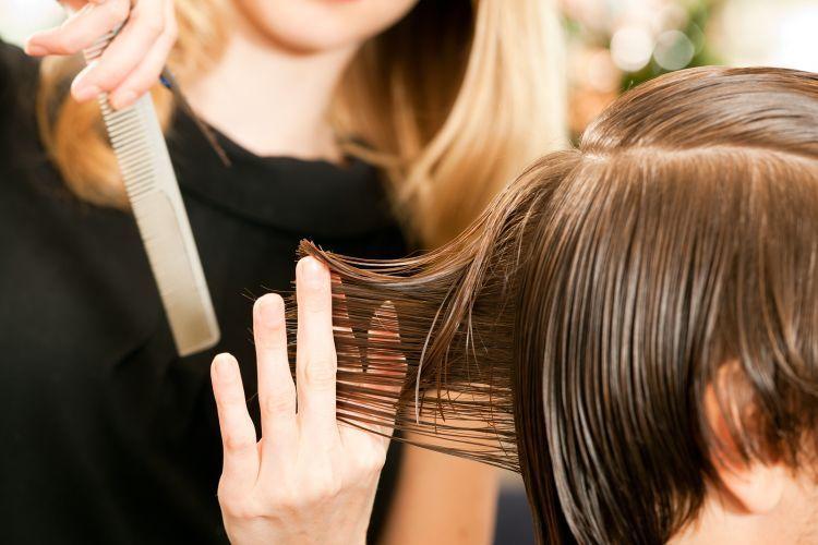 potong rambut berkala