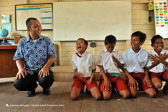 kontribusi untuk pendidikan Indonesia