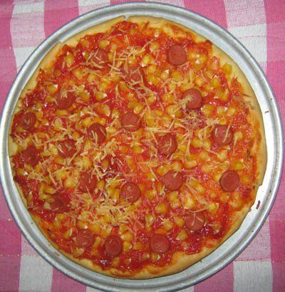 Jawa juga punya pizza!