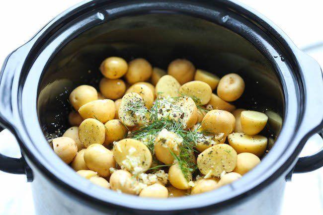 kentang mini