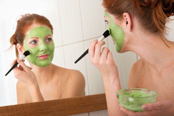 pilihlah masker sesuai kondisi wajah