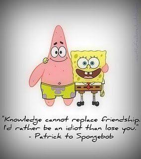 Sahabat yang baik dapat membuat bahagia