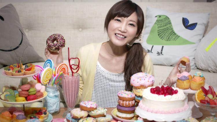Yuka Kinoshita, the Eating Champion