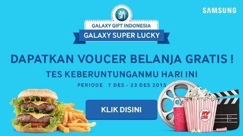 Samsung Galaxy Gift Indonesia dan Hipwee punya cara yang oke buatmu