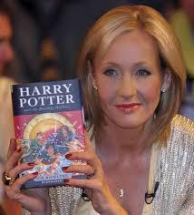 JK Rowling dan karyanya
