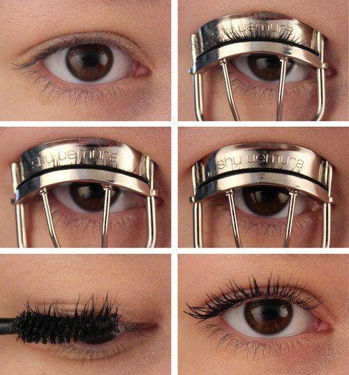 Eye curler