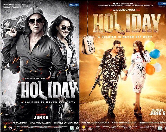 Holiday - antara teroris dan tentara