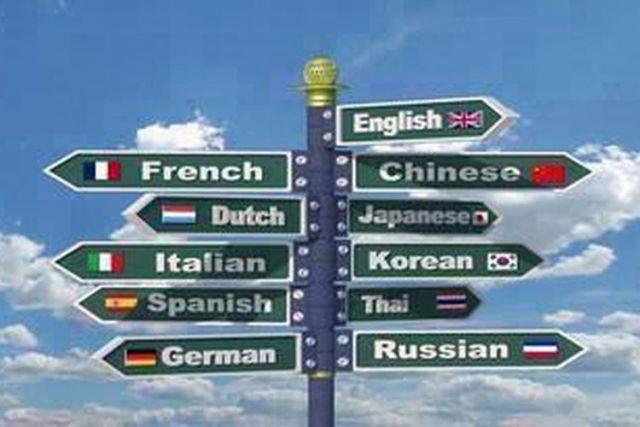 Ilustrasi Bahasa Asing