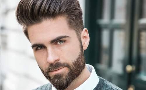 Guy With Beard