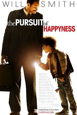 Poster film The Pursuit of Happyness