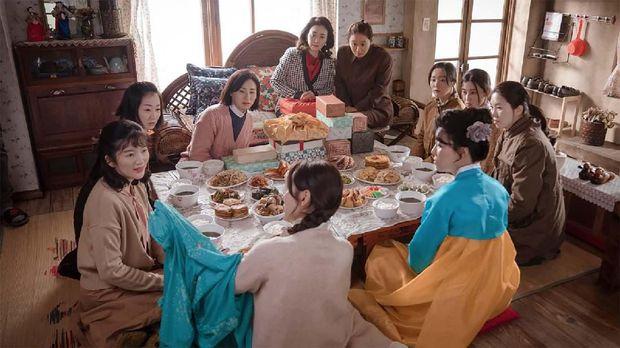 Yoon Se Ri dan Geng Ibu-ibu Korut