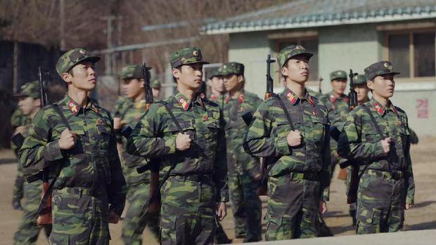 Tokoh Prajurit Korea Utara