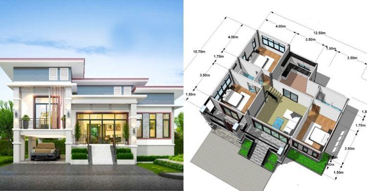 Perhatikan desain rumah