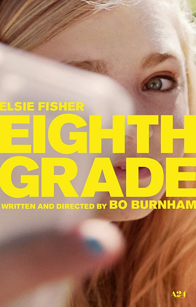 Poster film Eighth Grade