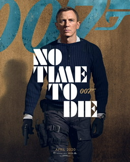 Poster 007 No Time to Die