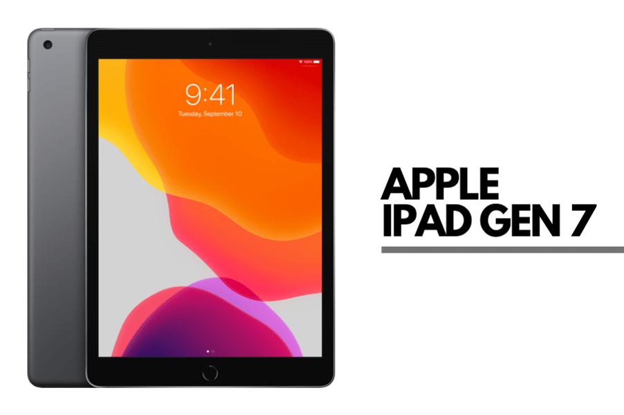 Apple iPad Generasi 7