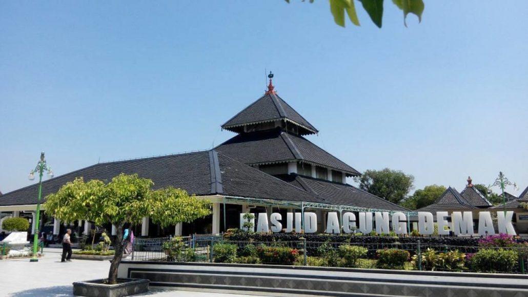 Masjid Agung Demak, Jawa Tengah